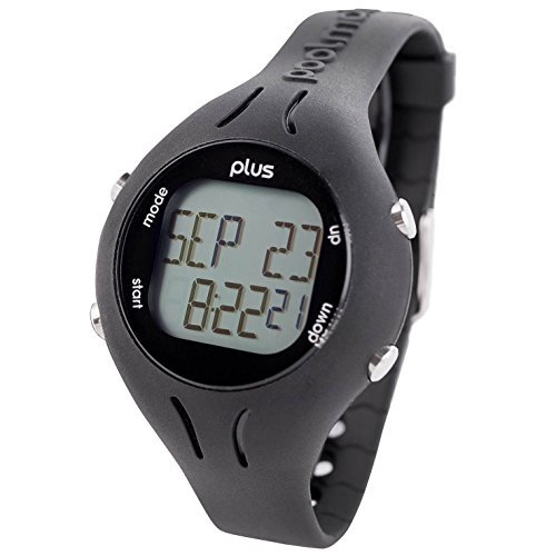 Swimovate Pool mate Plus Watch, Black