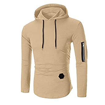Amazon.com: Clearance!! Men's Casual Hooded Tops GoodLock
