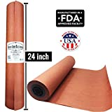 chicken butcher tool - Pink Butcher Kraft Paper Roll - 24