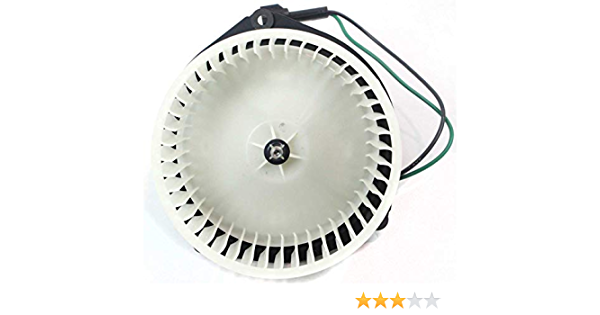 HVAC Heater Blower Motor with Fan for Jeep Cherokee 1988-1996 Comanche Front
