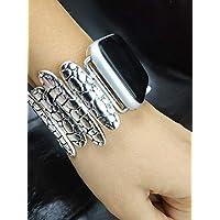 Apple Watch Band, apple Watch black beads Color 42mm 44mm 38mm 40mm Series 1 2 3 4 Handmade