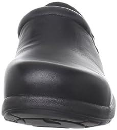 Timberland PRO Women\'s Newbury ESD Slip-On,Black,8 M US