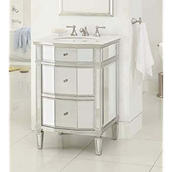 36 Mirrored Bathroom Sink Vanity Model Bwv 025 36 Ashley