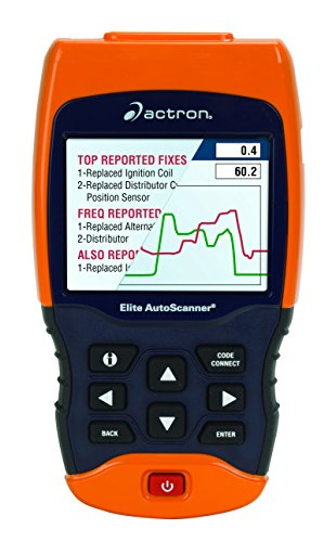actron cp9690 scanner for obd1 and obd2