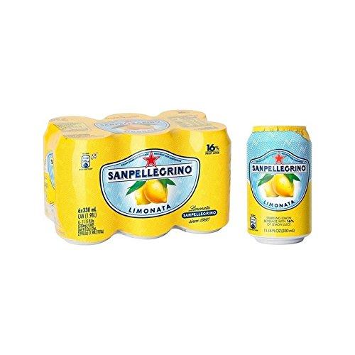 San Pellegrino Lemon Limonata 6 x 330ml