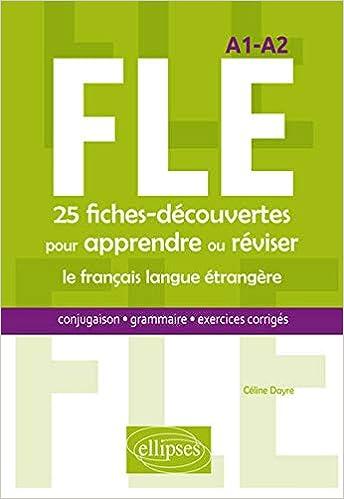 Amazon Fr Fle 25 Fiches Decouvertes Pour Apprendre Ou