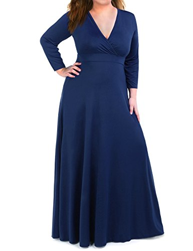 empire maxi dress - 9