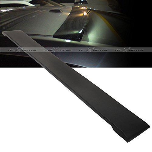 2008 - 2015 Infiniti G37 2DR Coupe Rear Roof ABS Spoiler Wing