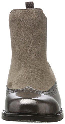 Femme Boots Grau Alpaca st Ara Chelsea Liverpool titan fqt8II