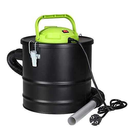 ... cenizas con función sopladora Filtro Interno Hepa y tubo Campana flexible Capacidad Depósito 10 Lt para limpieza chimenea Chimenea estufa de pellets y a ...
