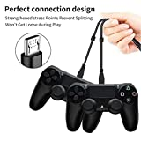 PS4 Controller Charger Charging Cable 10ft 2
