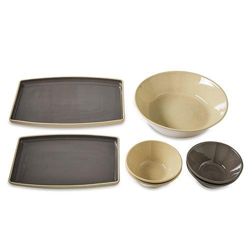 Pampered Chef Stoneware Entertaining Set ()