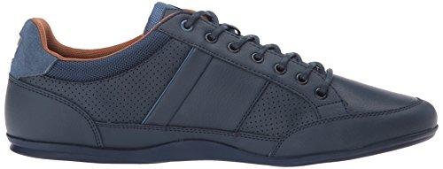 Lacoste Mens Chaymon 317 1 Sneaker Navy / Tan