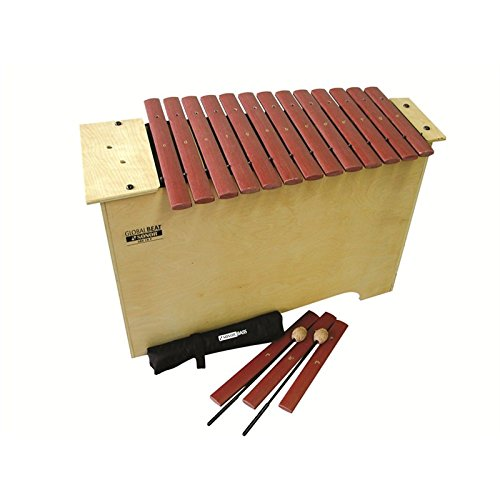 Sonor Global Beat GBX-GBF Fiberglass Bass Xylophone by Sonor