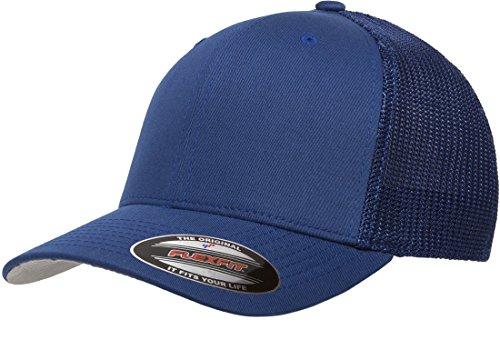 6511 Flexfit Trucker Mesh Cap - Mesh Wholesale