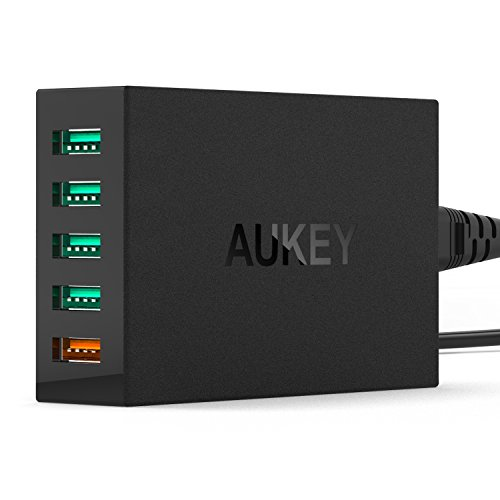 Charge AUKEY Charger Qualcomm Certified