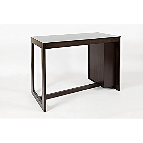 Ordinaire Jofran 810 48 Maryland Merlot Counter Height Table With 3 Shelves For  Storage