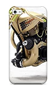 Tpu Case For Iphone 5c With Coolest Motorcycles