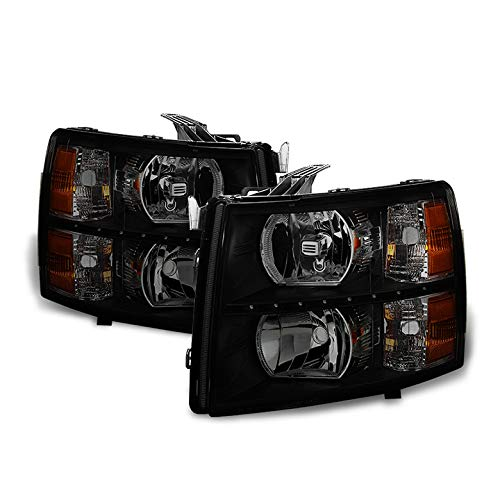 09 silverado headlight assembly - 7