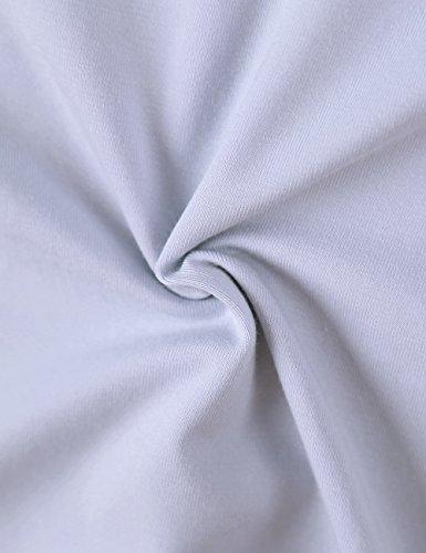 Pizzo da sexy da notte Comodi biancheria notte Blue da notte indumenti corte Light Maniche Camicia Estate casa Donne Abbigliamento QianXiu XxS7qP6Z