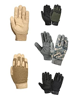 Lightweight Military Tactical All Purpose Duty Work Gloves
