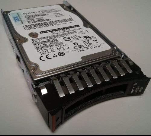 IBM 81Y3809 IBM 900GB 10K SAS 2.5 6Gbps SSWAP HARD DRIVE 81Y3809 Certified Refurbished