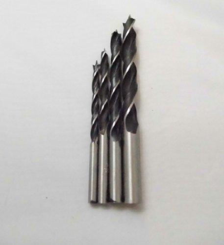 5 x 6 mm-Cobalt Point de scission rigide forets HSS m/étriques /à longs forets h/élico/ïdaux 6 mm