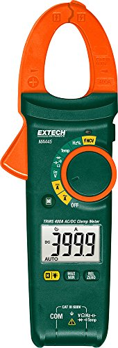 Extech MA445-NIST True RMS 400A AC DC Clamp Meter with NCV NIST