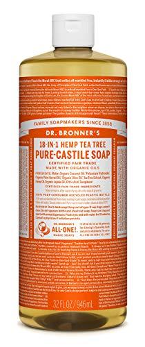 Dr. Bronner's  Pure-Castile