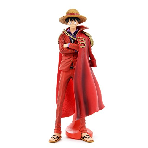 One Piece Monkey D Luffy (Banpresto One Piece King of Artist The Monkey D. Luffy 20th Limited Action Figure)