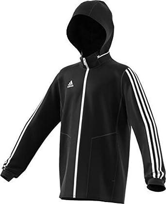 da3c8781b adidas Youth Tiro 19 All Weather Jacket at Amazon Men's Clothing store: