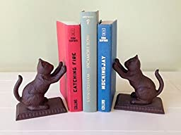 Marshall Home and Garden Cat Bookends