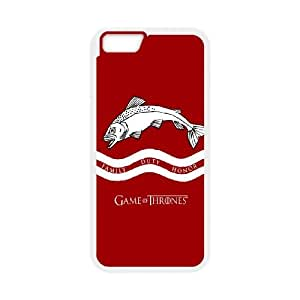 iPhone 6 4.7 Inch Cell Phone Case White Game Of Thrones Zjrkg
