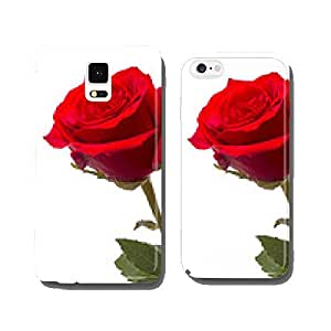 Big red rose cell phone cover case iPhone6