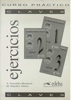 Gramatica, curso practico. Libro de claves (Spanish Edition)