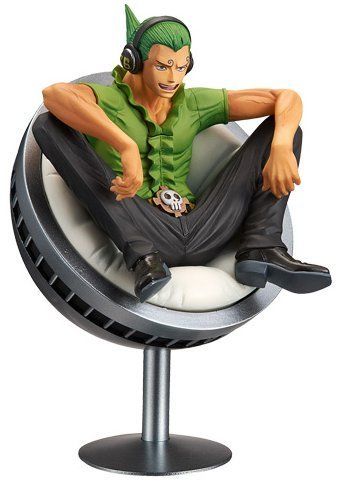 The Grandline Series Volume 1 SG/_B071LM4SHV/_US Banpresto One Piece 4.3-Inch Vinsmoke Family Yonji DXF Sculpture