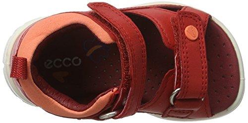 ECCO Ecco Peekaboo - Botas de senderismo Bebé-Niños Rot (50291TOMATO/CORAL)