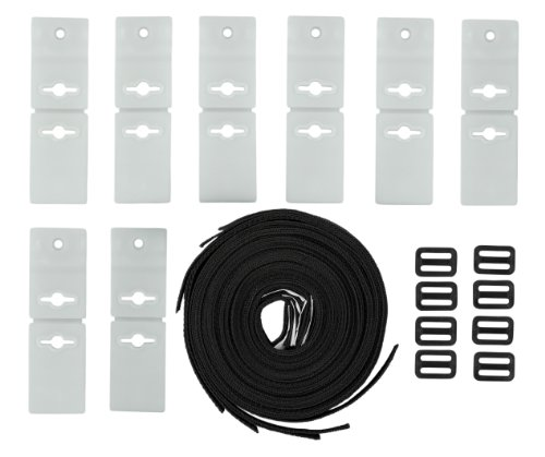 Sun2Solar Complete Inground Pool Solar Cover Reel Attachment Kit | Designed for Inground Solar Reel