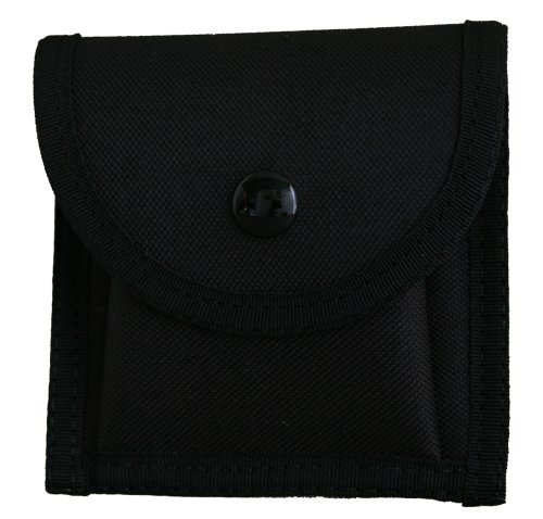 HWC Nylon Police, Fire, EMT Latex GLOVE POUCH - LARGE