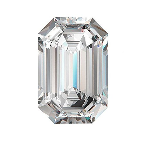 GIA Certified Natural 1.50 Carat Emrald Diamond with I Color & VVS1 Clarity ()