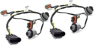 OEM Head Light Socket Wiring Harness Front Right Left SET 08-12 Malibu  15930264: Automotive - Amazon.com   Chevrolet Malibu 2009 2012 20965912 Headlight Wiring Harness      Amazon.com
