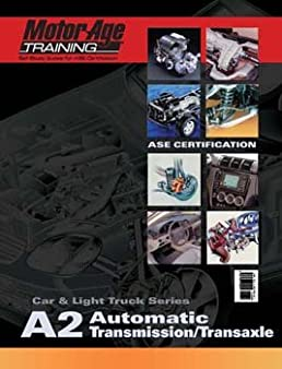 a2 automotive transmission transaxle the motor age training self rh amazon com 62 VW Transaxle Breakdown Automatic Transmission