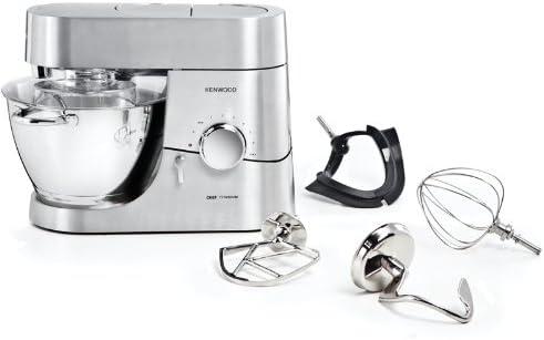 Kenwood KMY60 - Robot de cocina (4,6 L, Metálico, Giratorio, Acero ...