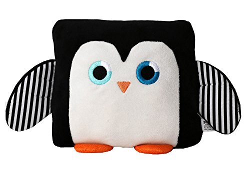 Stuffed Animal Pillows With Pockets : Poketti Plushies with a Pocket Plush Toy Pillow Sydney the Penguin Animals Pet Supplies Pet ...