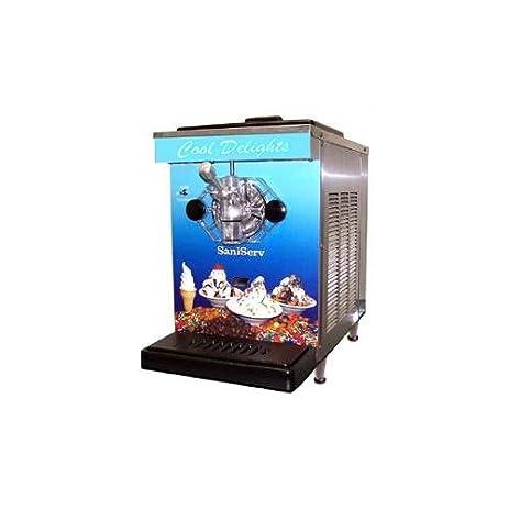 recipe: saniserv soft serve ice cream machine [30]