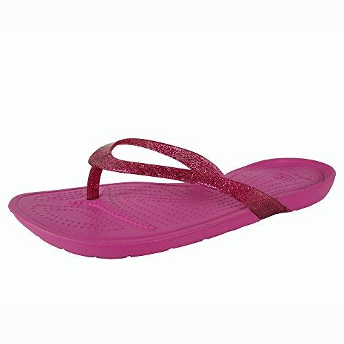 f093a4df6b88 Crocs Women's Really Sexi Glitter Flip-Flop - Import It All