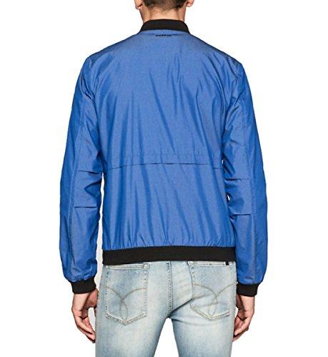 Veste Calvin Klein Jeans Ondo Blue L Bleu