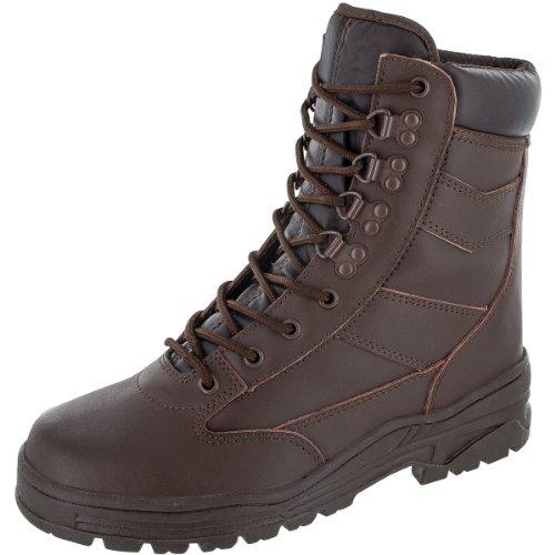 Boots Delta Brown Highlander 7 size SfFw5q