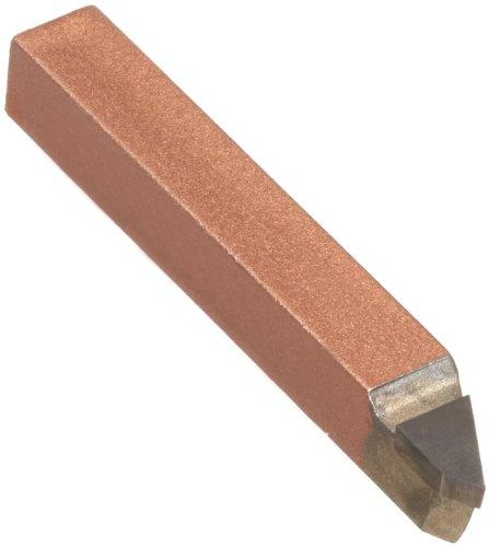 [해외]오프셋 된 스레딩, 왼손, C5 그레이드, 엘 스타일을위한 미국의 초경 툴 초경 팁 툴 비트/American Carbide Tool Carbide-Tipped Tool Bit for Offset Threading, Left Hand, C5 Grade, EL Style