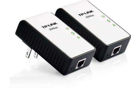 TP-LINK TL-PA211 KIT AV200 Mini Powerline Adapter Starter Kit, up to 200Mbps by TP-Link (Image #1)